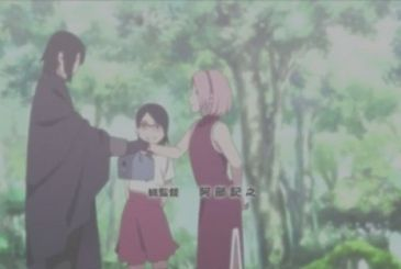 Boruto: in the video, the new opening of the anime