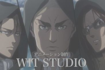 Attack of the Giant 3 part 2: the titles of the first 4 episodes of the anime
