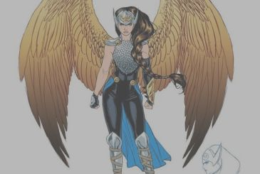 Marvel relaunches Valkyrie with a new protagonist