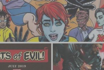 Marvel: back X-Statix, and part Acts of Evil