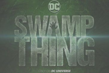 Swamp Thing: the first season is only 10 episodes