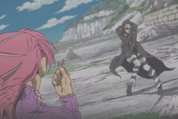 The Bizarre Adventures of JoJo – Wind Gold – Episode 27: King Crimson against the Metal | Review