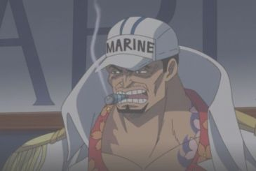 One Piece – Episode 881: it Is time to act – The irrepressible Grand Admiral of the Navy, Sakazuki | Review