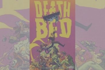 Deathbed of Joshua Williamson & Riley Rossmo | Review