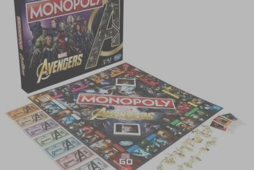 Monopoly: Hasbro launches the versions Avengers and The Lion King