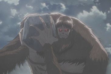 Attack of the Giant 3-part 2: video of the opening and the ending