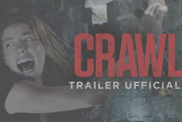 Crawl – Trapped: the official trailer for the horror produced by Sam Raimi