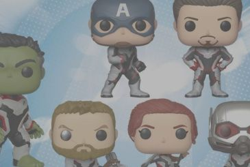 Avengers: Endgame – the new Funko POP! theme