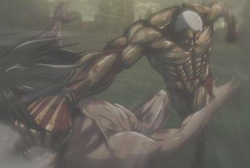 The Attack of the Giants: the new powers of Eren and Reiner