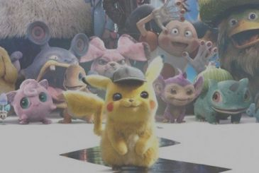Pokémon Detective Pikachu: emotions live-action