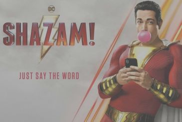 Monkey Punch, the dad of Lupin III, has produced a picture of Shazam