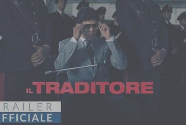 The Traitor: trailer and poster for the film by Marco Bellocchio