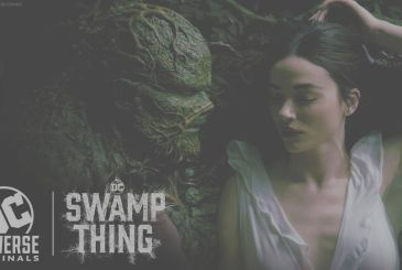 Swamp Thing: the new promo with Abby Arcane