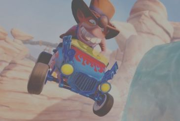 Crash Team Racing – Nitro Fueled: the new trailer