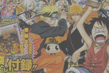 A great author of Shonen Jump will return in October