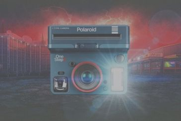 Stranger Things: the Polaroid inspired by the Upside down