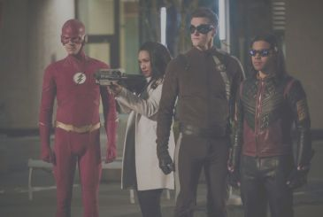 The Flash 5×22 – Legacy   Review