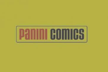 Panini Comics: the outputs of July 2019