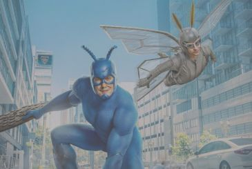 The Tick: cancelled the series Amazon after the second season