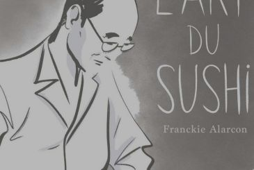 Edizioni Star Comics announces The Art of Sushi
