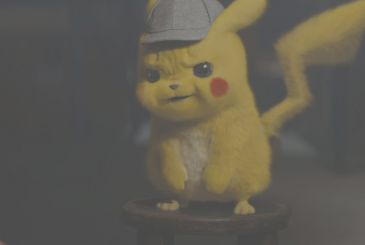 Detective Pikachu: the Air Jordan theme