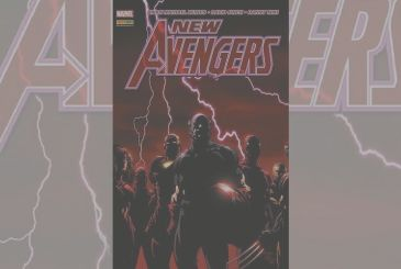 New Avengers #1 – Marvel Legends 19 | Review