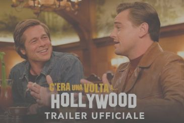 There was a time in Hollywood: the new movie trailer