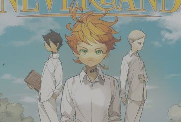The Promised Neverland: the cover of volume 14