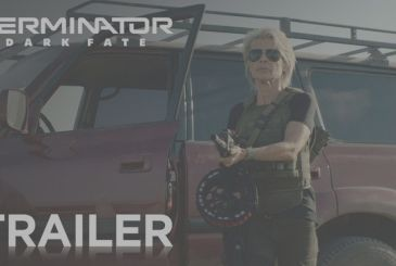 Terminator: Dark Fate – first trailer