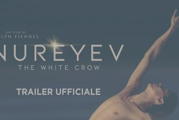 Nureyev – The White Crow: the official trailer ITALIAN