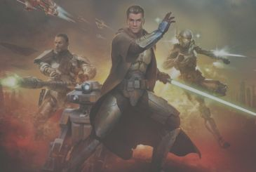 Star Wars: Knights of the Old Republic – in the development of a movie?