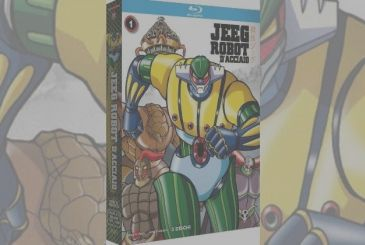 Jeeg Robot d Acciaio – Box 1 of 2 | Review Home Video