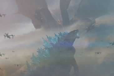 Godzilla II – King of the Monsters, the final trailer exclusive new clip