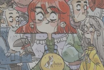 PREVIEW – BAO Publishing: Melvina Rachele Aragno