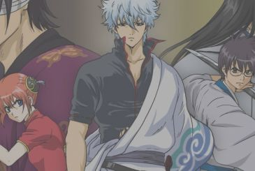 Gintama: the date of the last chapter of the manga, and other novelties