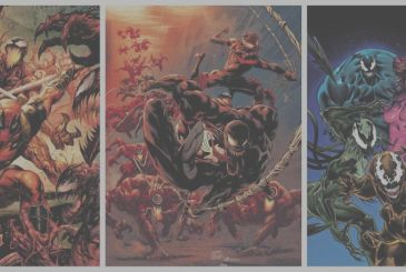Marvel: Absolute Carnage and Marvel Comics 1000 among the novelties of August 2019