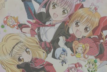Shugo Chara – Magic of The Heart, the anime aired on Italy 1