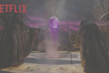 The Dark Crystal: the Resistance – the teaser of the series on Netflix