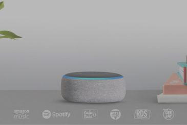 Amazon Echo Dot, speaker, intelligent with Alexa, it is in offer for only 29,99€