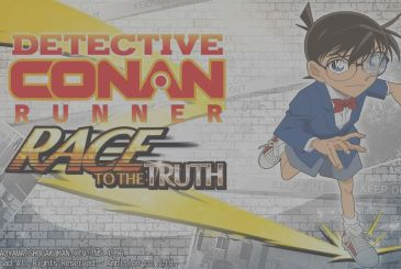 Detective Conan: the Runner: the mobile game available from Wednesday