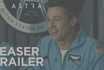 Ad Astra: trailer in ITALIAN of the movie with Brad Pitt