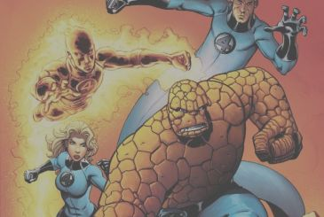 Fantastic 4: the next film in 2020 with the Black Knight?