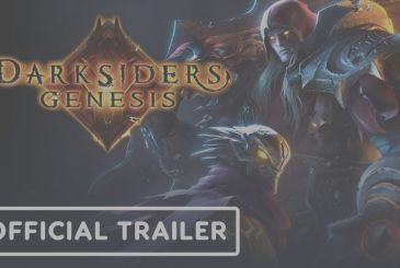 Darksiders Genesis: teaser trailer for the new spin-off