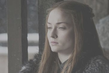 Of thrones: Sophie Turner they would interpret Sansa