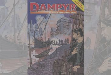 Dampyr 231 – The City of the Black Man | Review