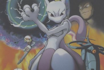 Pokémon, in the manga, Mewtwo Returns
