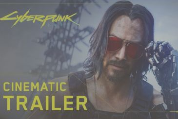 Cyberpunk 2077: Keanu Reeves in the cast of the game | E3 2019
