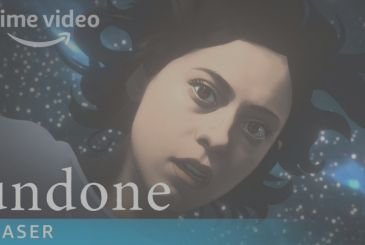 Undone: series trailer animated in rotoscope Amazon