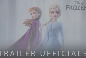 Frozen 2: the new official trailer in ITALIAN