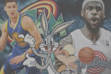 Space Jam 2: also Klay Thompson in the cast?